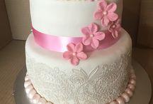 Ants cakes / My creations