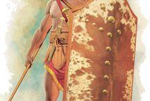 BRONZE AGE mycenaean
