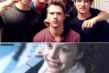 Teen Wolf / It's my favourite series.