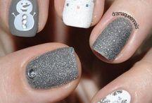 Nail Art 'Love'