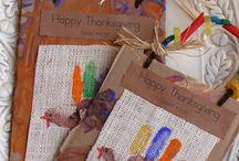 Pre School Thanksgiving