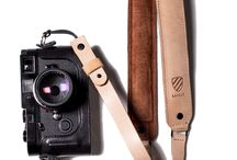 Camera Leather Sling