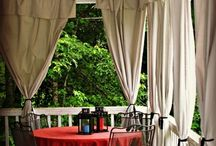 Porch ideas / by Tracy Goss Buchman