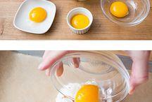Break the Fast / Breakfast food ideas