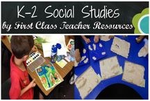 K-5 Social Studies / I hope you find great ideas for social studies for your K-5 classroom