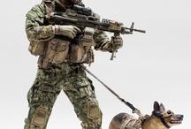 Minyatürler (Askeri) / Miniatures (Military)