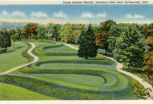 """Ancient Ohio / This is your guide to the burial mounds and earthworks in Ohio. Photos from """"The Nephilim Chronicles: A Travel Guide to the Ancient Ruins in the Ohio Valley."""" More than 100 sites photographed with historical accounts and directions."""