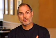 Steve Jobs in Internal videos / Steve Jobs made sure his message was well understood by his staff and regularly created internal videos to motivate the troops or explain something in details. There's some rare footage in here...
