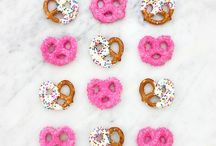 Baby shower foods for girl baby shower