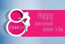 Happy International Woman Day