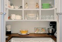 larder and laundry room