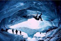 Eisklettern im Pitztal / Das Eis in den Pitztaler Bergen bezwingen / by Pitztal Tirol