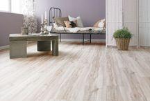 Stue/kjøkken gulv