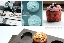 DIY cup cakes boxes