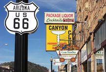 Route 66 / Fotografías dedicadas a la Ruta 66 de EE.UU / by Carlos N. Suñer