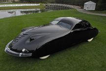 Cars I'de like to own / by Benoît C