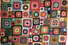 grannytastic / Granny squares. Made of awesome.