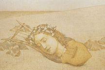 Art-Symbolism-Séon, Alexandre (1855-1917)