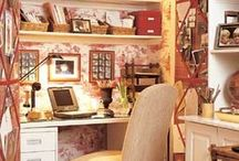 Home Office / by Amanda House