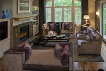 Sophisticated Glam / This home is luxurious, comfortable, and chic. It is a perfect fit for anyone who loves a fun yet fashionable home.
