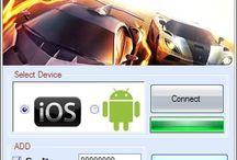 Asphalt 8 Airborne Hack Pirater iOS Android Telecharger Gratuit 2014