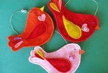 DYI Birds