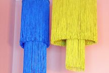 Fringe home decor