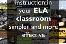 English Language Arts Instruction