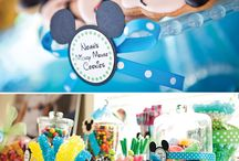 Party Ideas / by Tiffany Adams