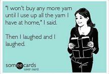 Crochet sayings