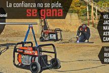 Generadores Eléctricos Gama Ligera Profesional / La gama ligera profesional presenta características adecuadas al uso de generadores gasolina por los profesionales más exigentes.