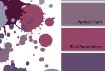 Stampin Up Colors Combinaties.