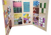 Mosaic Tile Sample Folder