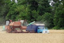 Tractors and Combines