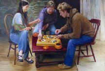 Resipole Studios - Summer 2013 / Scottish fine art gallery in rural Lochaber