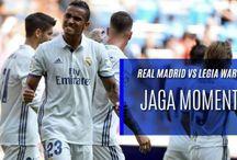 Prediksi Real Madrid vs Legia Warsawa