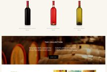 Wine website inspiration
