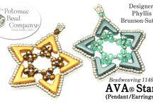 korálky - AVA beads