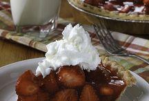 Recipes ~ Pies / Just Pies