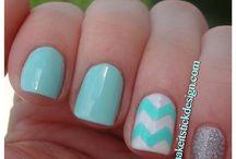 Nails. / Nails i like and wanna try