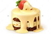 paintings cake