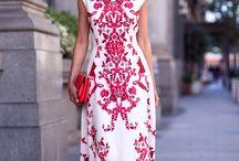 Maxi dresss-skirts
