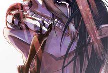 Eren x Mikasa --AOT--