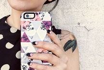 Designer Style / OtterBox cases come in more colors than just black. In fact some come with original art that adds personality and fun. From fashion and textile designers to painters, these artists add color and beauty to the cases you already love. / by OtterBox