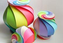 Origami papiers