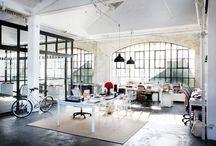 Office/Warehouse Inspiration