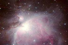 space . galaksi. nebula