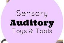 Auditory tools / by Deb Millard