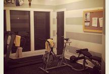 Workout rooms / by Jen McClendon