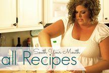 Web Site Recipes